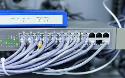 network-switch-with-cables
